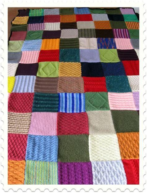 patchwork couverture mod 232 le tricot couverture patchwork