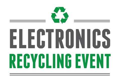 bid electronics electronics recycling event in mission may 6 2017