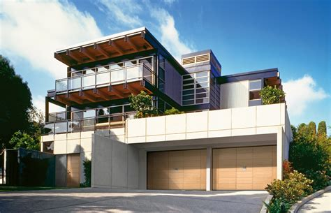 contemporary garage contemporary garage doors modern home house design ideas