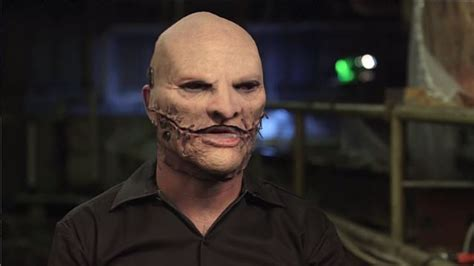 slipknot s taylor says he was laughing his off when