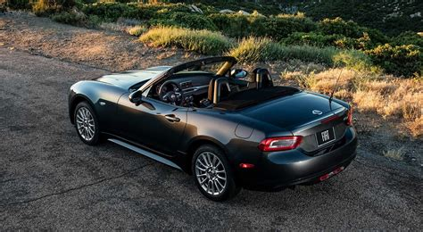 2019 Fiat Spider by 2019 Fiat 124 Spider For Sale Near Middletown Edison