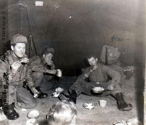 Korean War Records Korean War In The Field U S Army Center Of History