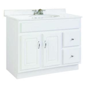 design house concord vanity design house concord 36 in w x 21 in d unassembled