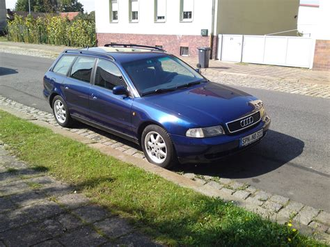 Audi A4 Avant 1998 by 1998 Audi A4 Avant 8d B5 Pictures Information And