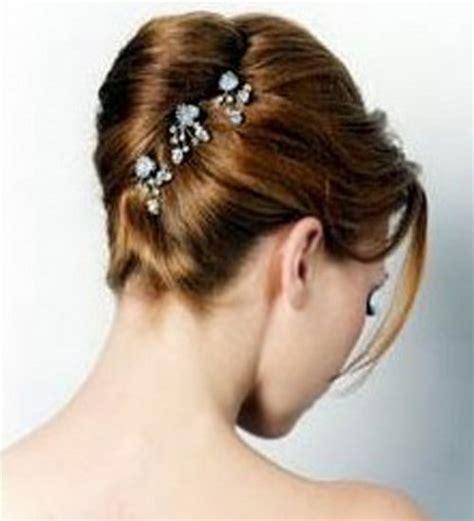 elegant updo hairstyles for medium length hair wedding hair updos for medium length hair