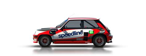 renault 5 turbo racing renault 5 turbo colin mcrae rally and dirt wiki fandom