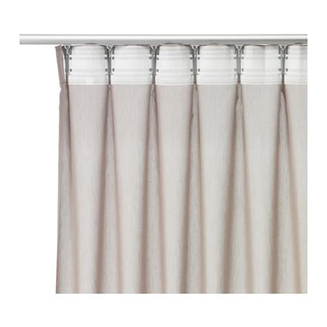 Ikea Vivan White Curtains Inspiration Ikea Vivan Curtains 1 Pair The Curtains Can Be Used On A