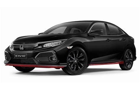 honda civic edition celebrates type r arrival in