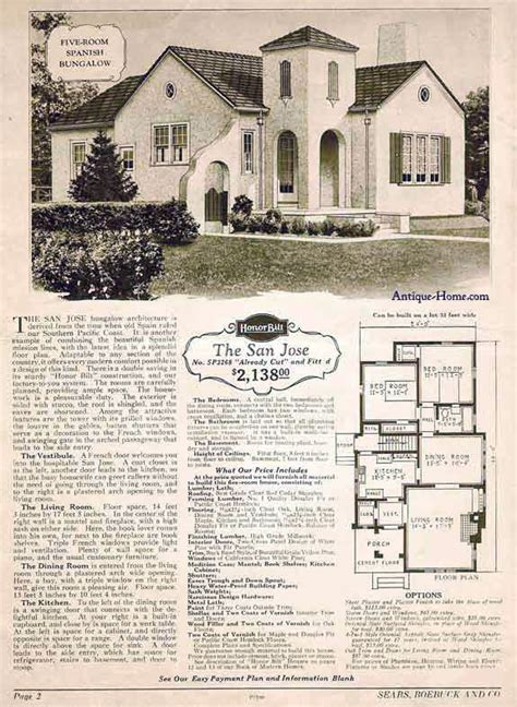 spanish revival house plans 1920 s spanish bungalow floor plans google search