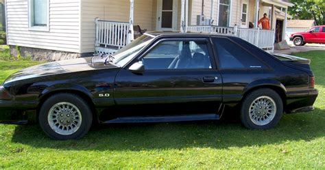 90 ford mustang gt black 1990 ford mustang gt hatchback mustangattitude