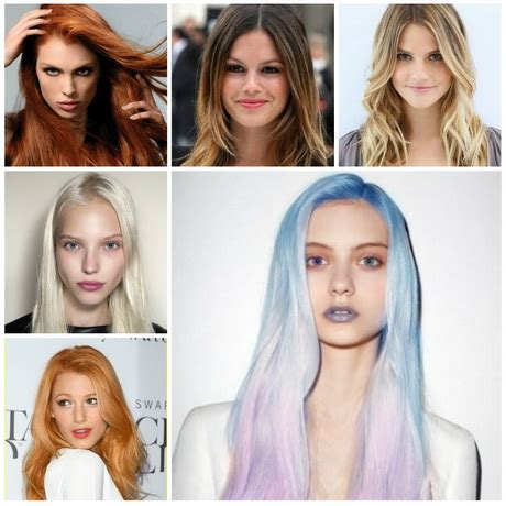 hairstyles and color for 2016 2016 haircuts and color