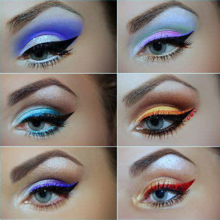 best eyeliner color for blue mascara for blue gray