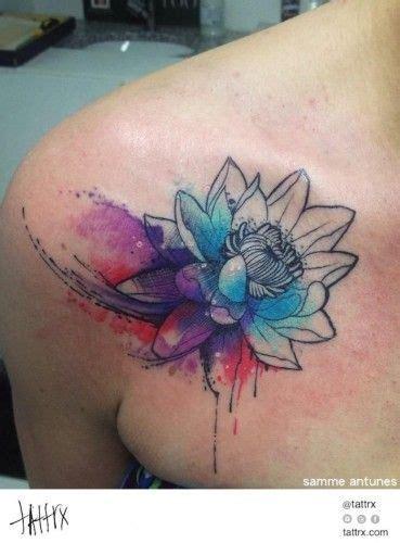 tatuaggio con fiori di loto oltre 25 fantastiche idee su tatuaggi con loto su