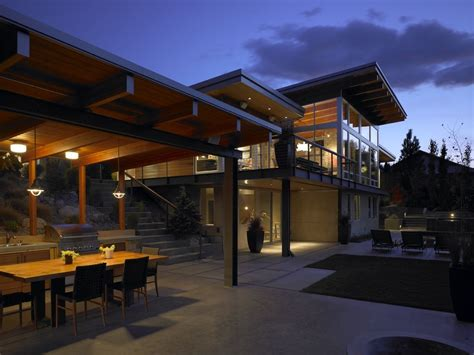 Rooftop Deck House Plans roof design ideas patio contemporary with outdoor lighting