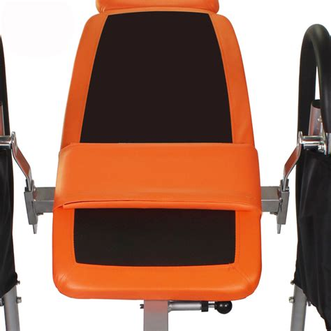 inversion table therapy routine folding inversion table anti gravity back fitness