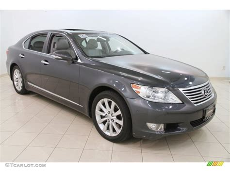 color light therapy ls 2010 smoky granite mica lexus ls 460 awd 107570378