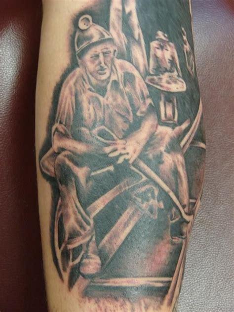 coal miner tattoos 67 best