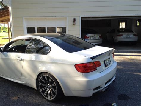White Bmw With Interior For Sale by 2008 Bmw M3 Alpine White On Fox Interior Extended