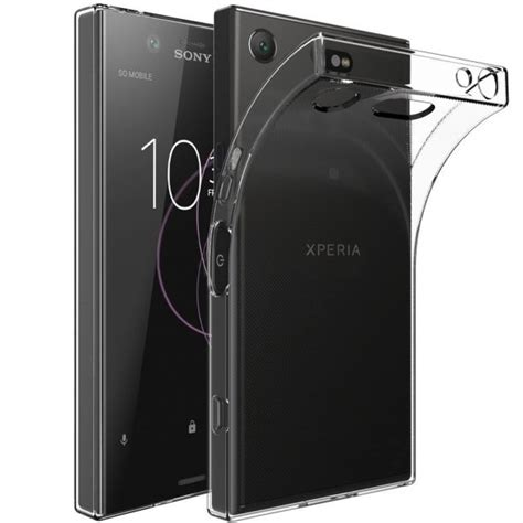 Sony Xperia Xa1 Carbon Fiber Soft 10 best cases for sony xperia xa1 plus