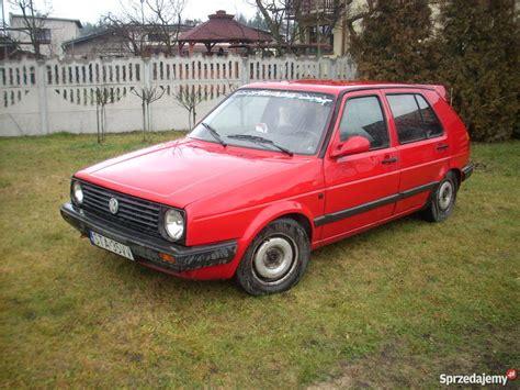 Golf Autogas by Vw Golf 2 Lpg Kalety Sprzedajemy Pl