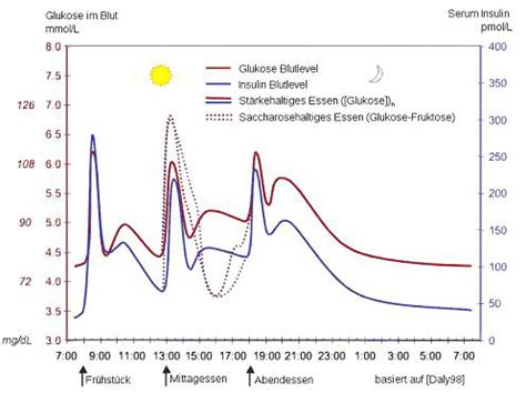 diabeteswerte bis wann normal blutzucker das wechselspiel zwischen insulin und glucagon