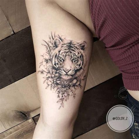 tatuagem de tigre significado cuidados e 80 ideias incr 237 veis