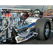 Hell For Motors  Top Fuel Dragster By Little John Buttera