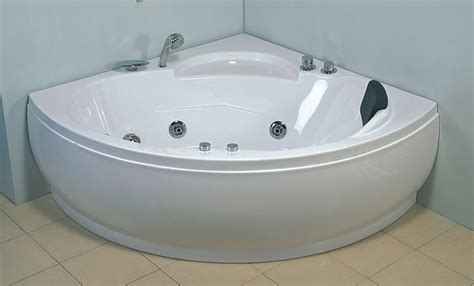 vasche bagno angolari vasca idromassaggio angolare 135 cm