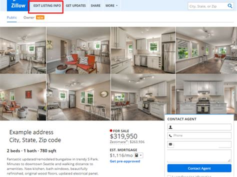 House Listing Pictures House Interior