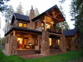 cabin style houses colorado style homes mountain lodge style home plans