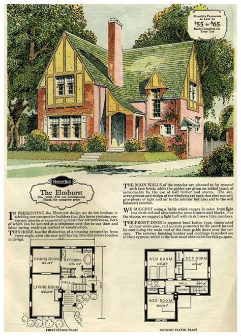 brick bungalow house plans 234 best images about sears kit homes on pinterest dutch
