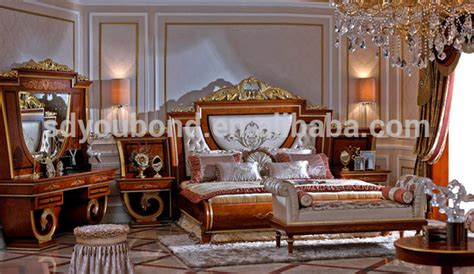 arabic bedroom set 0038 arabic royal luxury home furniture solid wood bedroom
