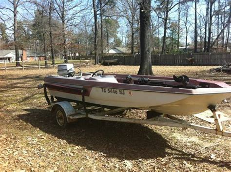 used bass boats for sale in texarkana terry bass boat for sale