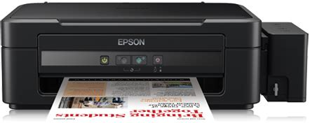Printer Epson L210 Hari Ini syakura service cara reset manual indikator tinta epson
