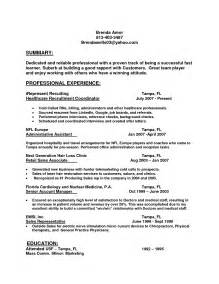 Resume Sles Recruiter Boston Resume Writing Services Security Guard Resume Templates Free Resume For Flight Attendant