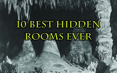 secret rooms found in houses 10 best rooms