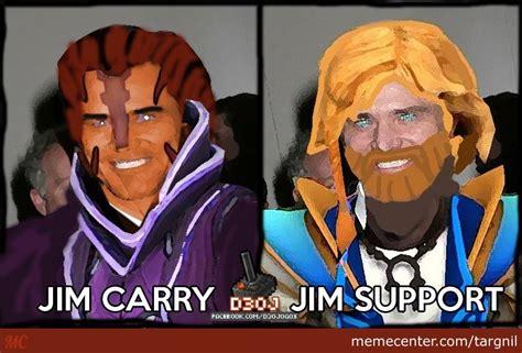 Meme Dota - dota 2 carry support by targnil meme center