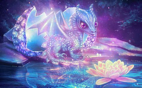 wallpaper cute dragon moonchild by marilucia on deviantart