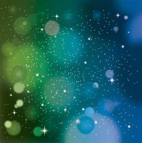 blue green space blue green background free vector 123freevectors
