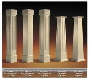 house with columns best 25 craftsman columns ideas on pinterest craftsman