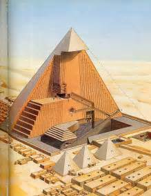 Interior Of Pyramids Of Egypt Khufu Pyramid Egypt Tourism And Travel