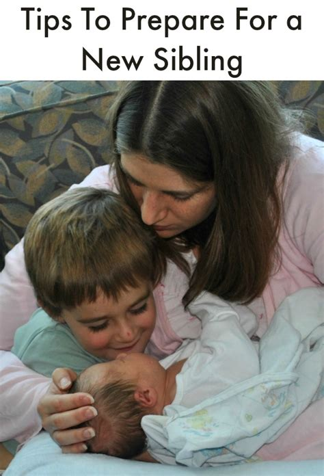 7 Tips On Preparing Your Child For A New Sibling by Ideas To Prepare Your Child For A New Sibling Simple