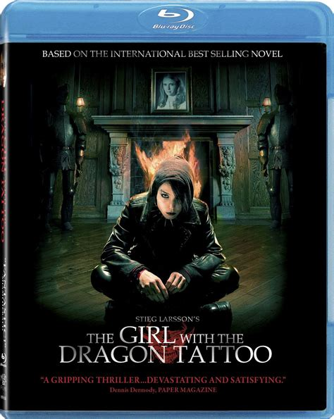 imdb the girl with the dragon tattoo the with the dvd release date july 6 2010