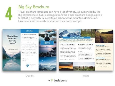 best templates for brochures nice best brochure templates ideas resume ideas