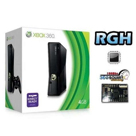 Premium Xbox 360 Slim Console 250gb Rgh Blackoriginal Brand New Aif61 modifica xbox 360 4gb hairstylegalleries
