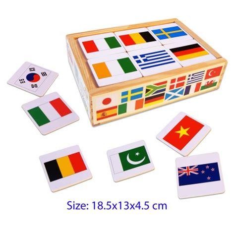 flags of the world memory game buy wooden memory game flags of the world