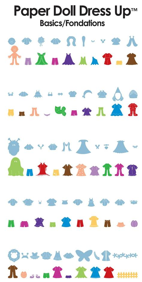 17 best images about scrapbooking cricut paperdoll dress