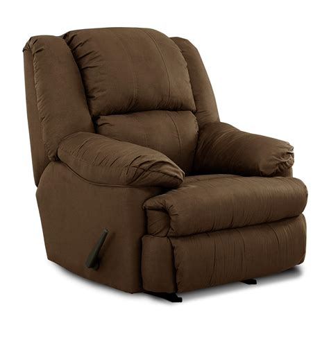 Industries Recliner by United Furniture Industries 604 Casual Rocker Recliner