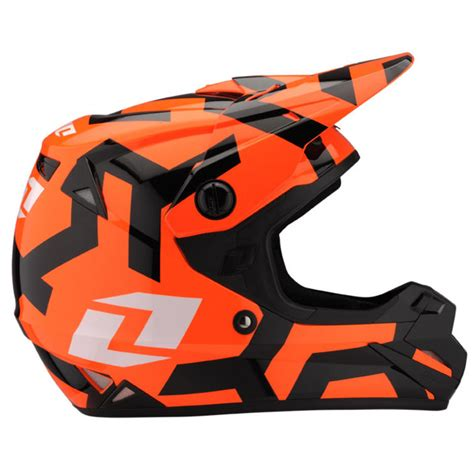 motocross youth helmets one industries youth atom labyrinth motocross helmet