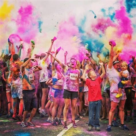 houston color run color me rad 5k run coming to houston for